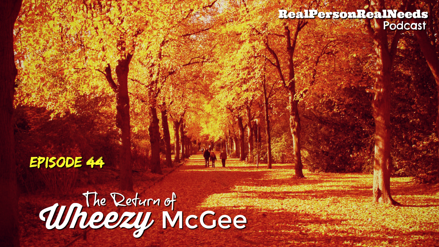 Wheezy McGee Autumn