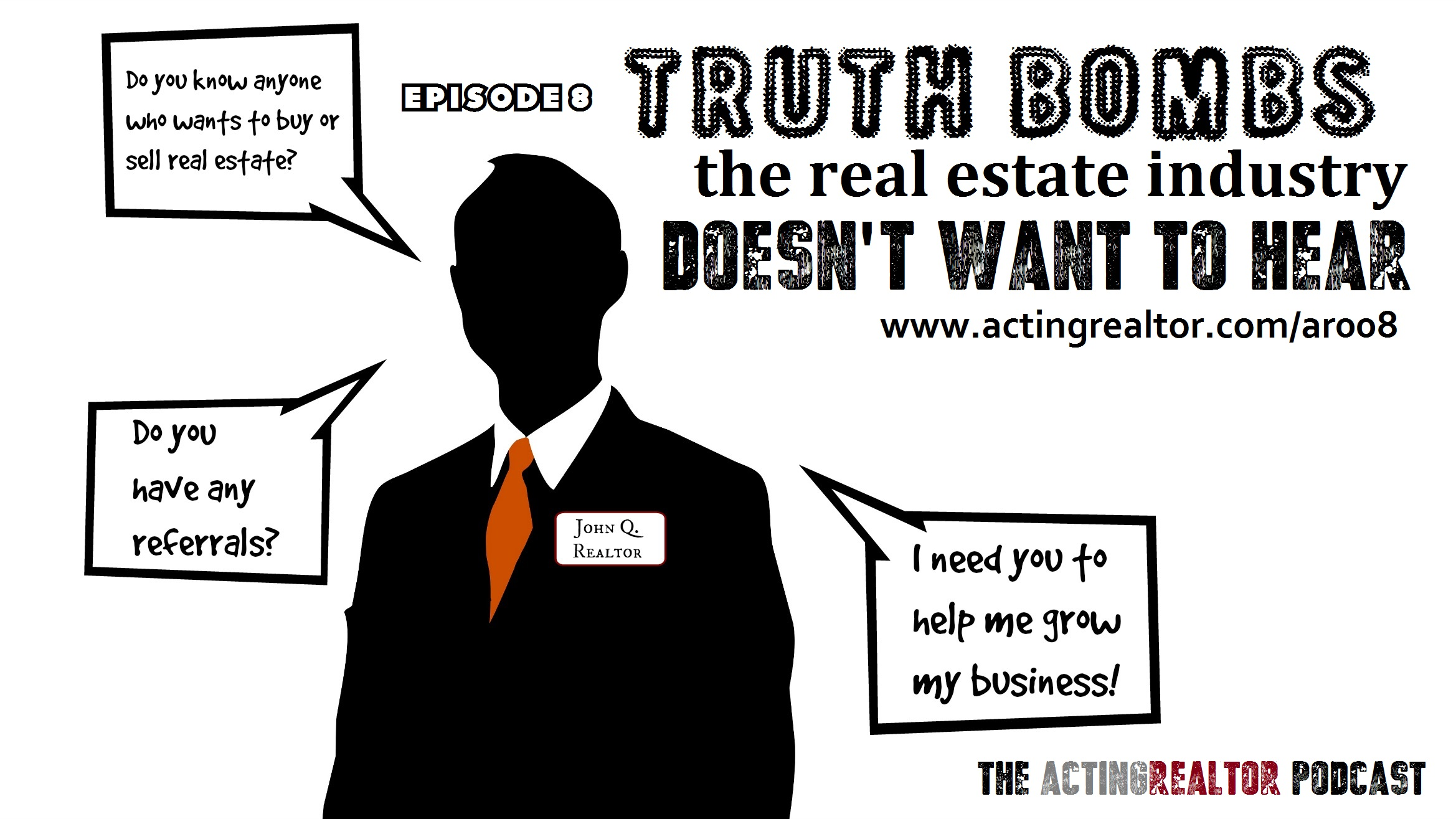 Truth Bombs the Real Estate Industry Doesn't Want to Hear